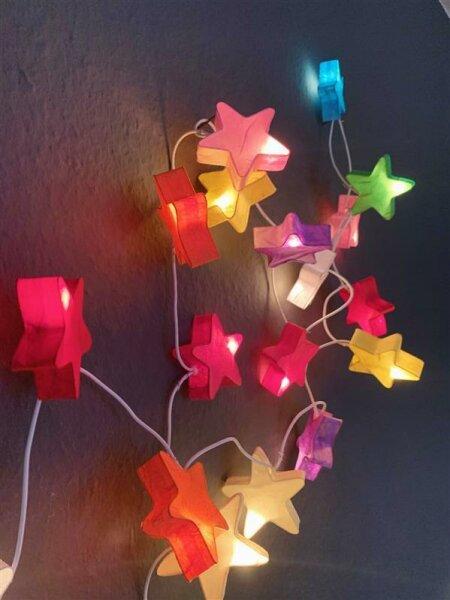 Lichterk. Sterne