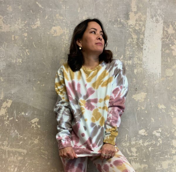 Batik Sweater