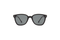 Sonnenbrille Komono Renee Metal Series Black
