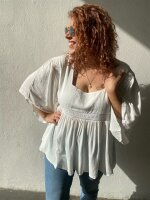 Bluse Molly Bracken Ladies Woven White