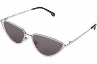Sonnenbrille Komono Gigi Silver Smoke