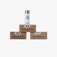 Vegane Zahnseide Bambusliebe Nachfüllpack 2er Set