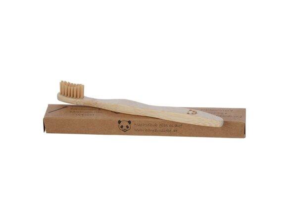 Zahnbürste weich Bambusliebe