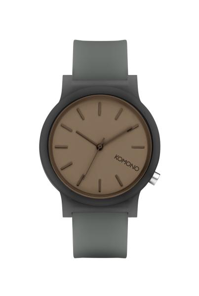 Armbanduhr Komono Mono Charcoal