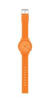 Armbanduhr Komono Mono Neon Orange Glow