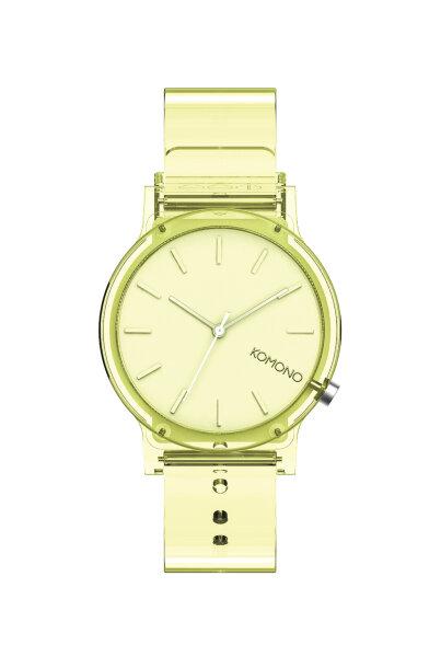 Armbanduhr Komono Mono Clear Ray