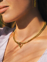 Chunky Kette Gold ICRUSH
