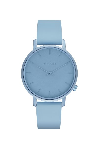 Armbanduhr Komono Harlow Monochrome Sky