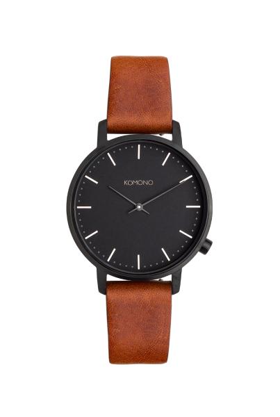 Armbanduhr Komono Harlow Cognac
