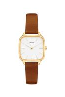 Armbanduhr Komono Kate Gold Tan