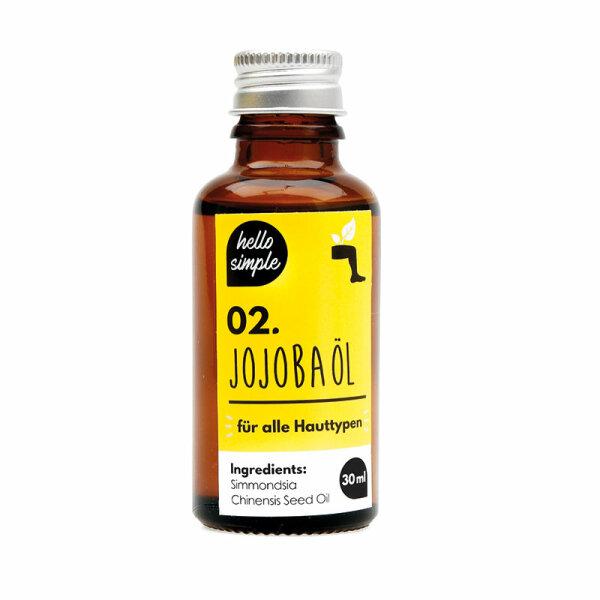 Jojobaöl Bio Hello simple