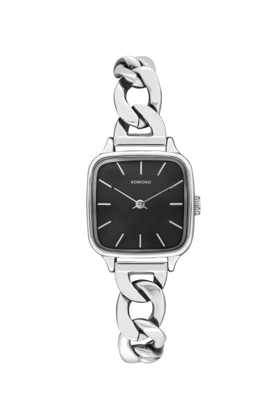 Armbanduhr Komono Kate Revolt Silver Black