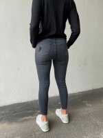 Jeans Freequent FQHarlow Broken Black
