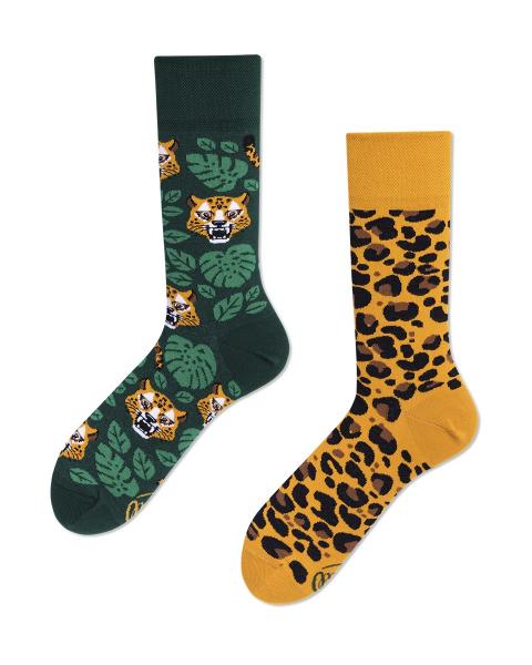 Socken Many Mornings El Leopardo