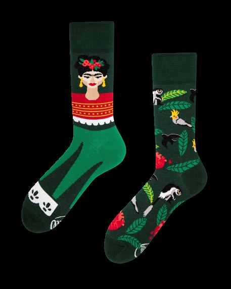 Socken Many Mornings Feel Frida